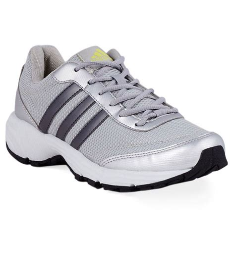adidas gray sports shoes price in india buy adidas gray