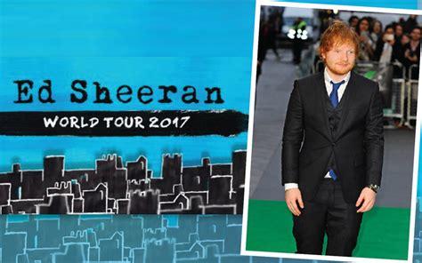 ed sheeran jakarta date siap siap ed sheeran bakal konser di jakarta november