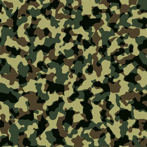 army pattern designs flashback how camouflage clothing became a fashion trend