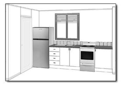 Kitchen Ideas For Small Kitchens Galley by These Example Kitchen Plans Will Guide You In Planning
