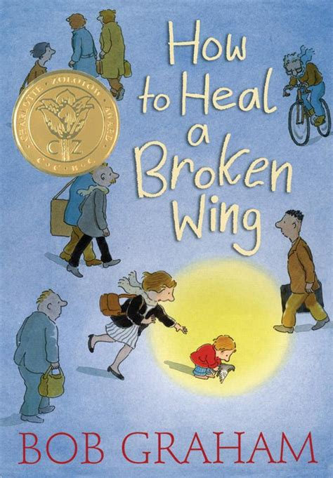 junior library guild   heal  broken wing  bob graham