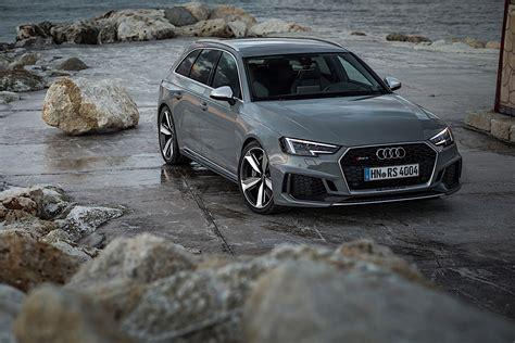 Audi Rs4 B9 by Audi Rs4 Avant B9 Specs Photos 2017 2018