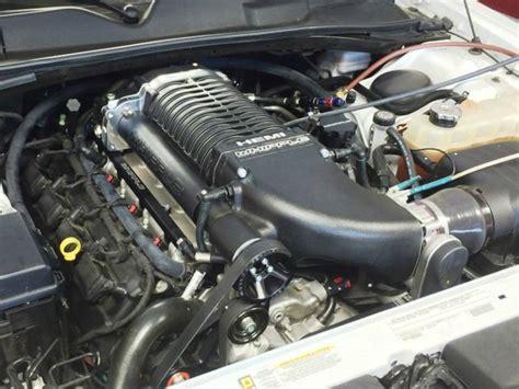 2011 dodge challenger supercharger whipple dodge challenger hemi r t 5 7l 2011 2017