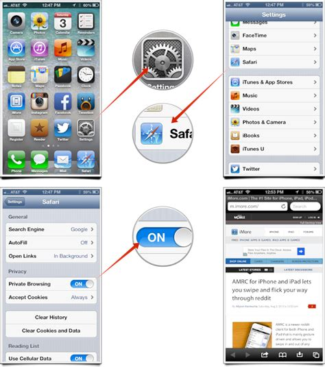 can work track my iphone history how to enable and use browsing in safari for ios