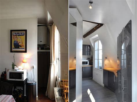 am駭agement chambre de bonne la transformation de chambres de service en appartement