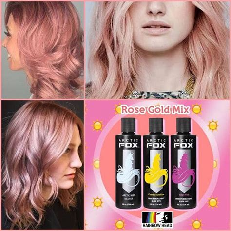 hair color 201 tons of ideas get the perfect rose gold hair using