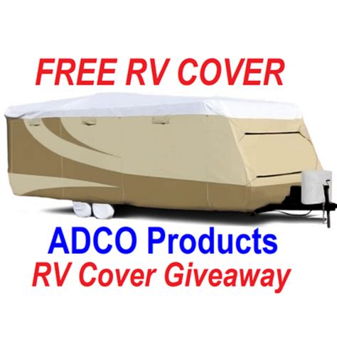 Rv Sweepstakes - rv cover giveaway free rv covers twitter