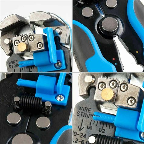 automatic electrical wire stripper cutter pliers cable