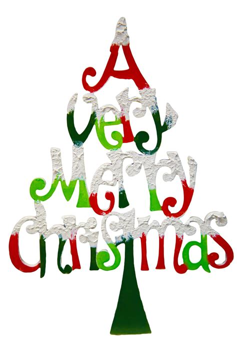 merry clipart merry tree clipart picture