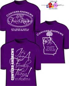 custom family reunion designs