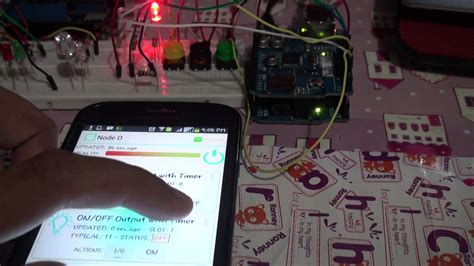 of things iot based home automation project
