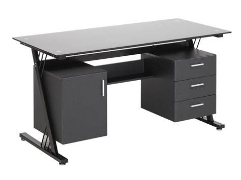 Schreibtisch Computertisch by Computertisch Schreibtisch Glas Calydon G 252 Nstig Kaufen