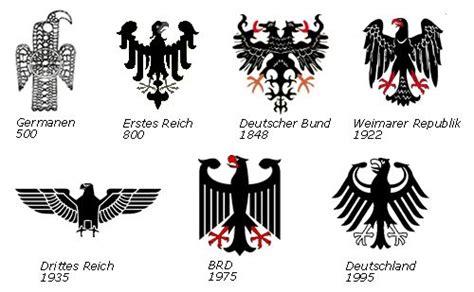 nazi eagle tattoo designs deutsches wappen1 gif 500 215 309 germany eagle german