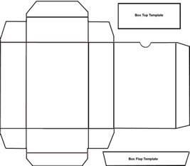 Box Templates To Print by Magicshuffle