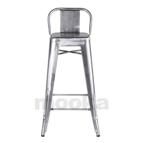 wide back bar stool mooka modern furniture