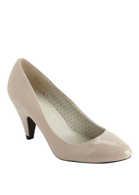 matalan shoes matalan patent court shoe coloured pumps court shoes