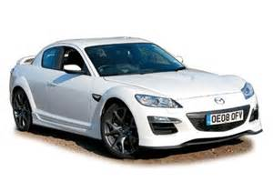 mazda rx 8 coupe from 2003 used prices parkers