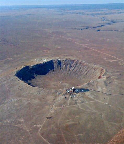 When Is The Next Meter Shower by Asteroid Crater In Arizona Pics About Space