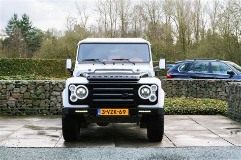 land rover overfinch land rover overfinch defender 90 auto advance