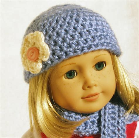 mens hat and scarf crochet patterns