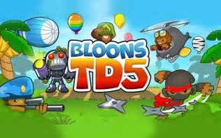 Bloons td 5 2 17 full apk is here latest on hax