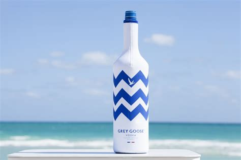 Grey Goose Tumbler Limited Edition grey goose releases the grey goose limited edition riviera bottle to celebrate the brand s