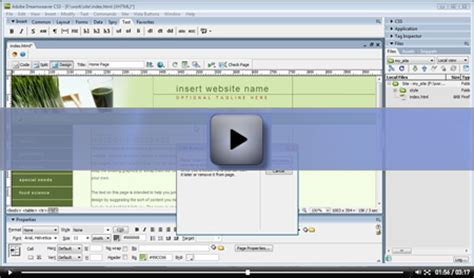 membuat menu drop down dreamweaver cs3 dreamweaver menu how to create a drop down menu in