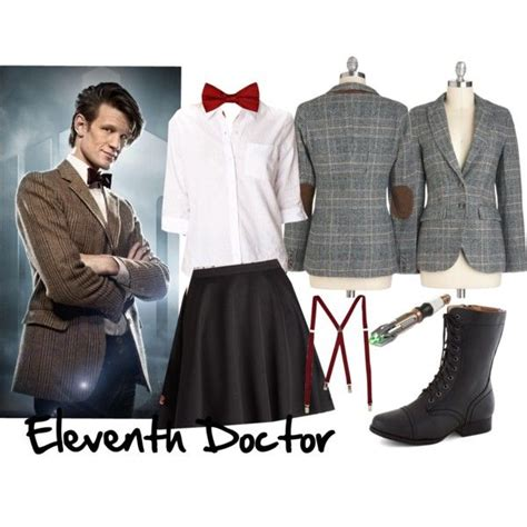possible costume 3 quot eleventh doctor doctor who quot by