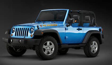 Jeep Wrangler Dealers Island Dealer Reveals 2011 Jeep Wrangler Models