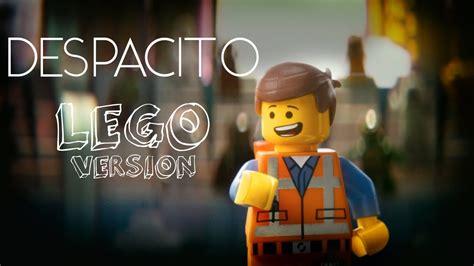 despacito lego despacito lego version mastermind studios youtube
