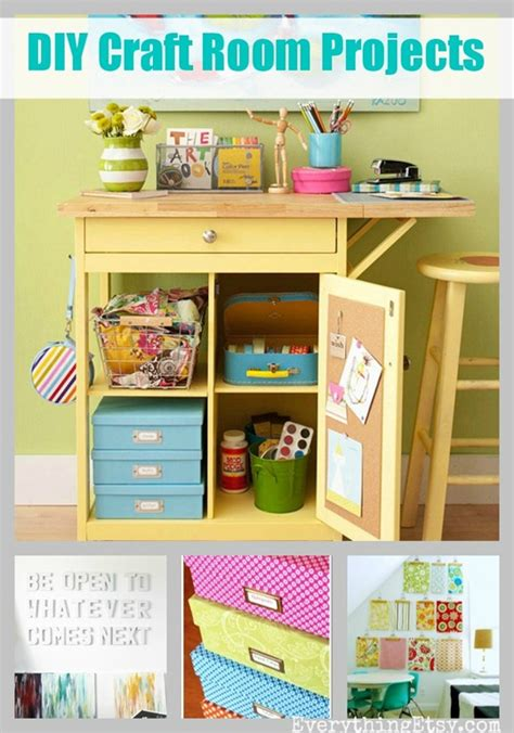 7 Easy Diy Projects For 7 simple diy projects for your craft room