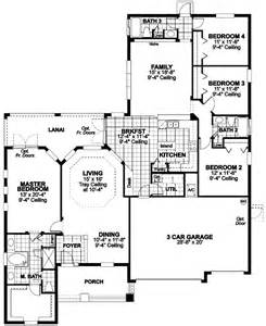 Ryland Home Floor Plans Portland Single Family Home Floor Plan In Groveland Fl