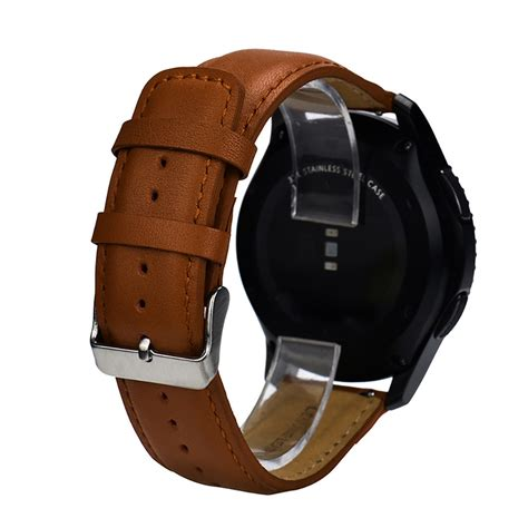 Samsung Gear Charm Fashion Lifestyle Original 100 Luxury Replacement Pu Leather Band Top Brand