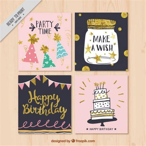 imagenes tarjetas retro tarjeta de feliz cumpleanos fotos y vectores gratis