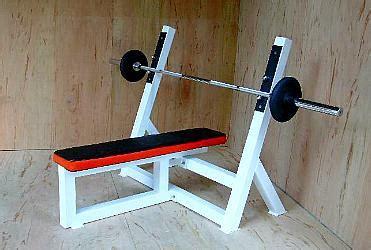 pro bench press ม าบร หารอกห วราบ supine bench press อ ปกรณ ย ม