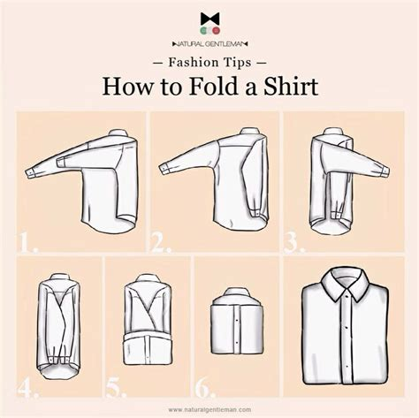 How To Fold A Shirt With Paper - how to fold a shirt style