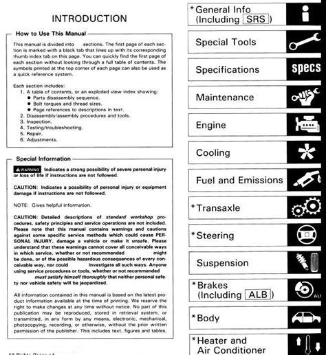 online car repair manuals free 1999 nissan maxima electronic throttle control nissan maxima 1999 service manual download newsladown