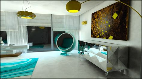turquoise bedroom by katarzyna durlej at coroflot com turquoise bedroom by katarzyna durlej at coroflot com