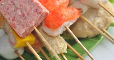 Fish Roll 10 Pcs 250gr Okabe Row Roll Ikan satay seafood menu