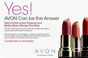 sell products from home like avon i selling avon maybe you will ask me what it