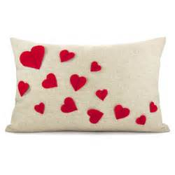 Pillow Designs | 20 charming handmade valentine s day pillow designs