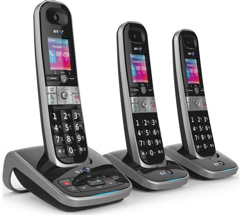 Bt Find Bt 8610 Cordless Phone With Answering Machine Handsets House Telephones