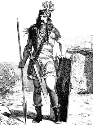Clovis, premier roi de France