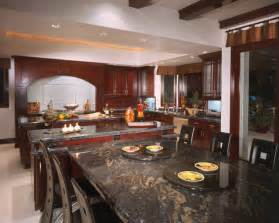 Kitchen Islands With Tables Attached Kitchen Islands W Tables Attached