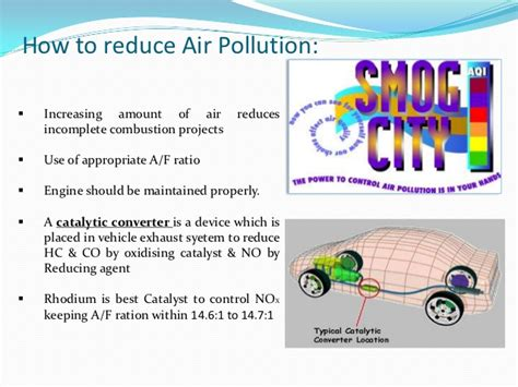 how to downsize ic engine air pollution conclusion