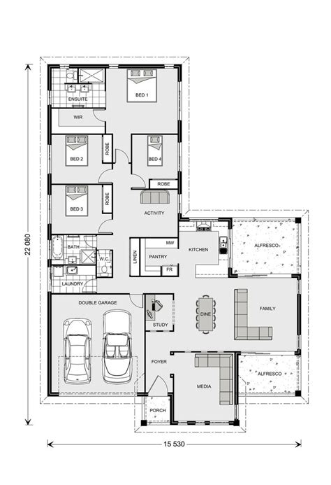 gj gardner floor plans gj gardner homes floor plans meze blog