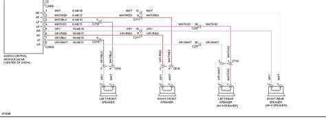 2012 ford focus radio wiring diagram pdf 40 wiring
