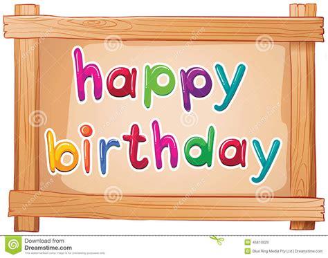 imagenes de happy birthday originales un letrero con una plantilla del feliz cumplea 241 os