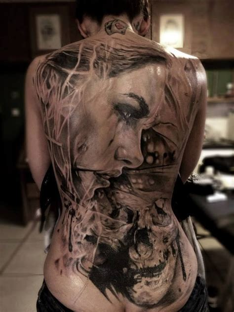 10 mind blowing back piece tattoos epic pieces tattoo