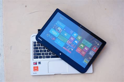 toshiba satellite click review an affordable 2 in 1 laptop